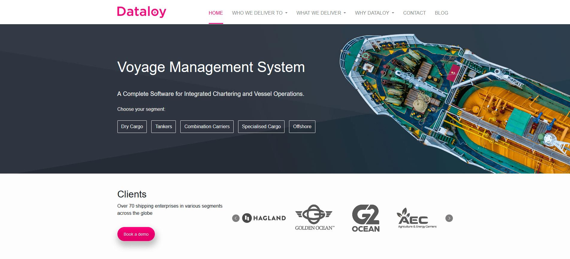 Dataloy ux-design
